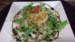 <b>risotto à l'orge mondée et légumes d'hiver bio</b> <br />